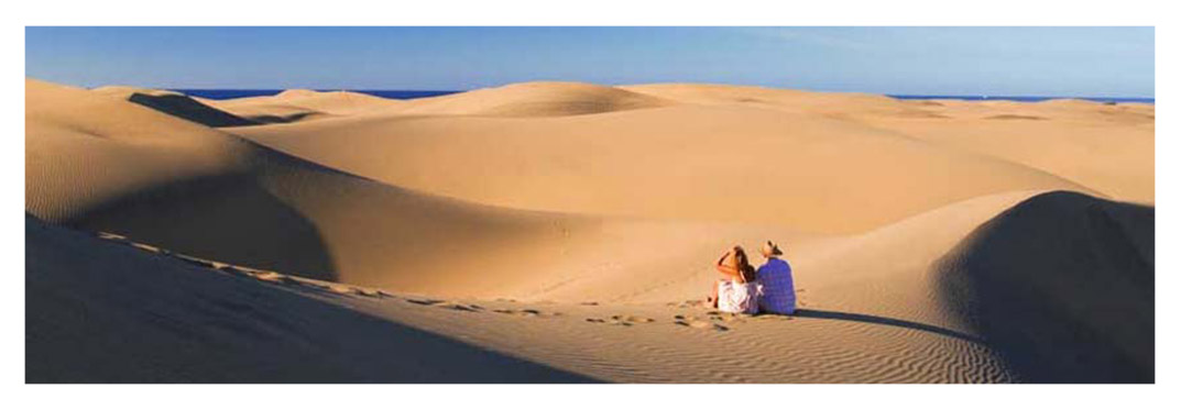 romantic-sunset-at-maspalomas-dunes