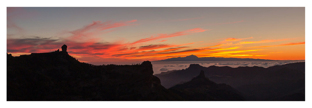 mountain-sunset-villa-gran-canaria