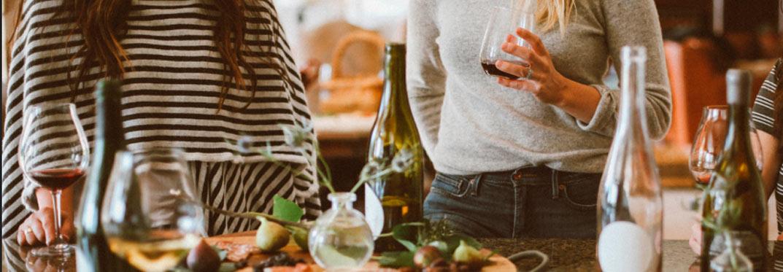 maridaje de vino