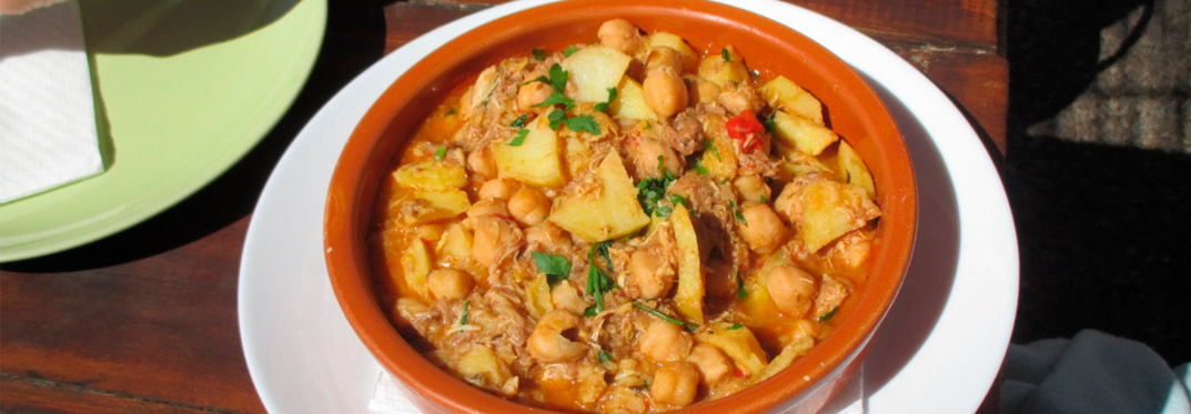 canarian chickpea stew