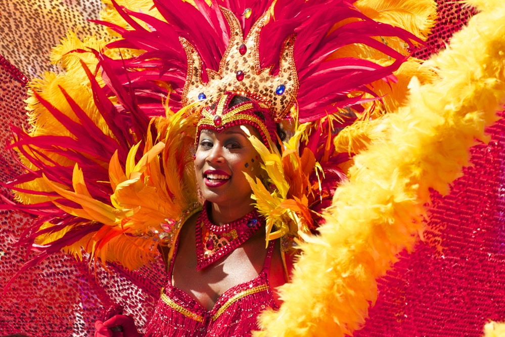 maspalomas carnival parade 2020