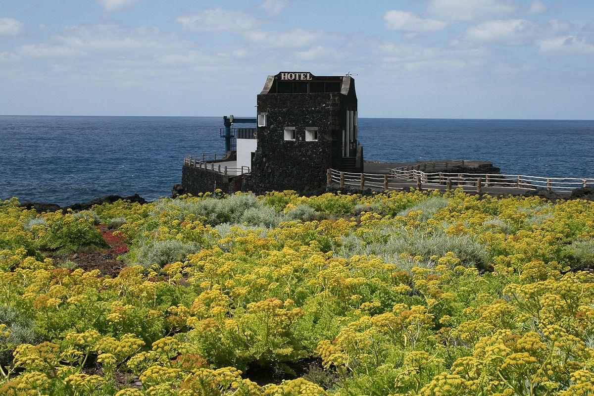 hoteles romanticos islas canarias