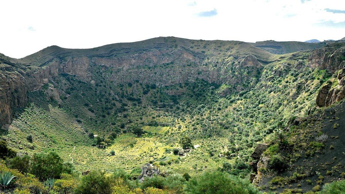 views in gran canaria