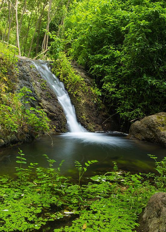 barranco de azuaje ravine walking route